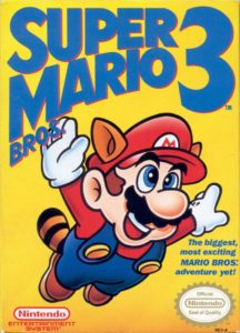 A Righteous Review: Super Mario Bros  3 - The 'Tude Dude
